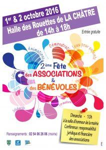 Affiche A4 fete associations